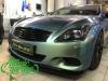 infiniti G37 Coupe, замена штатных линз на Bi-led GTR mini