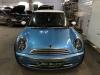 Mini Coupe R50, замена штатных линз на Diliht Tendel + восстановление стекол