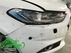 Ford Mondeo 5, замена стекла и корпуса правой фары