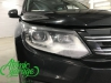 Volkswagen Tiguan рестайлинг, замена стекла фары