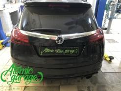 Opel Insignia, полировка и тонирование фонарей