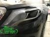 Mercedes W222, замена стекла фары