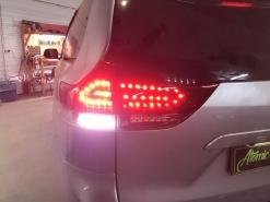 Toyota Sienna, светодиодный тюнинг фонарей