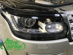 Range Rover Vogue, ремонт запотевания фары