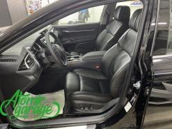 Toyota Camry v70, установка сидений от BMW 7 F001