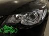 Honda Civic 4D, установка бигалогеновых линз Hella R + полировка
