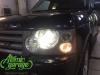 Range Rover Vogue, замена штатных линз на Hella 2R