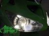 Мотоцикл Kawasaki Ninja ZX-6R, установка Bi-Led Optima Adaptive + маски Porsche