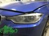 BMW 3 F30 Led, замена левого стекла фары