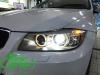 BMW 3 E90 LCI, замена линз на Hella 3r + новые стекла