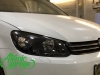 Volkswagen Touran, установка линз Bi-led GTR Mini + покраска