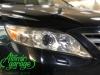 Toyota Camry v40, комплексное восстановление фар