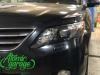 Toyota Camry v40, замена штатных линз на Hella 3R + полировка + покраска