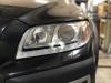 Volvo XC70, замена штатных линз на Hella 3R + полировка