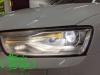 Audi Q3, замена линз на Bi-led Diliht Tendel + ремонт ходовых огней
