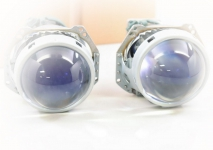 Биксеноновые линзы Hella 3R Blue Vision