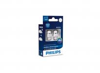 Светодиодные лампы T10 Philips X-treme Ultinon 6000K