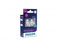 Светодиодные лампы T10 Philips X-treme Ultinon 8000K